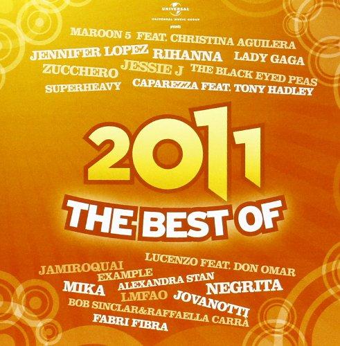 Audio Cd 2011 The Best Of / Various (2 Cd) NUOVO SIGILLATO, EDIZIONE DEL 18/11/2011 SUBITO DISPONIBILE