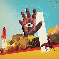 Vinile Seratones - Get Gone-yellow NUOVO SIGILLATO, EDIZIONE DEL 13/05/2016 SUBITO DISPONIBILE