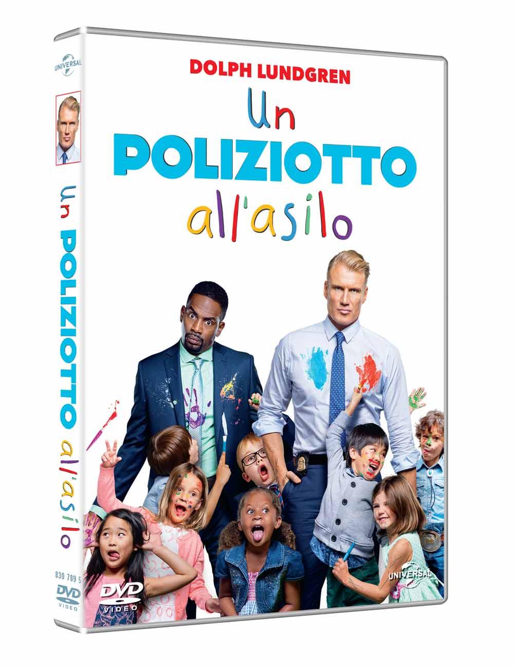 |182114| Poliziotto All'Asilo (Un) - Kindergarten Cop 2 [DVD] Italian Import
