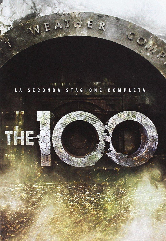 Dvd 100 (The) - Stagione 02 (4 Dvd) NUOVO SIGILLATO, EDIZIONE DEL 20/10/2016 SUBITO DISPONIBILE