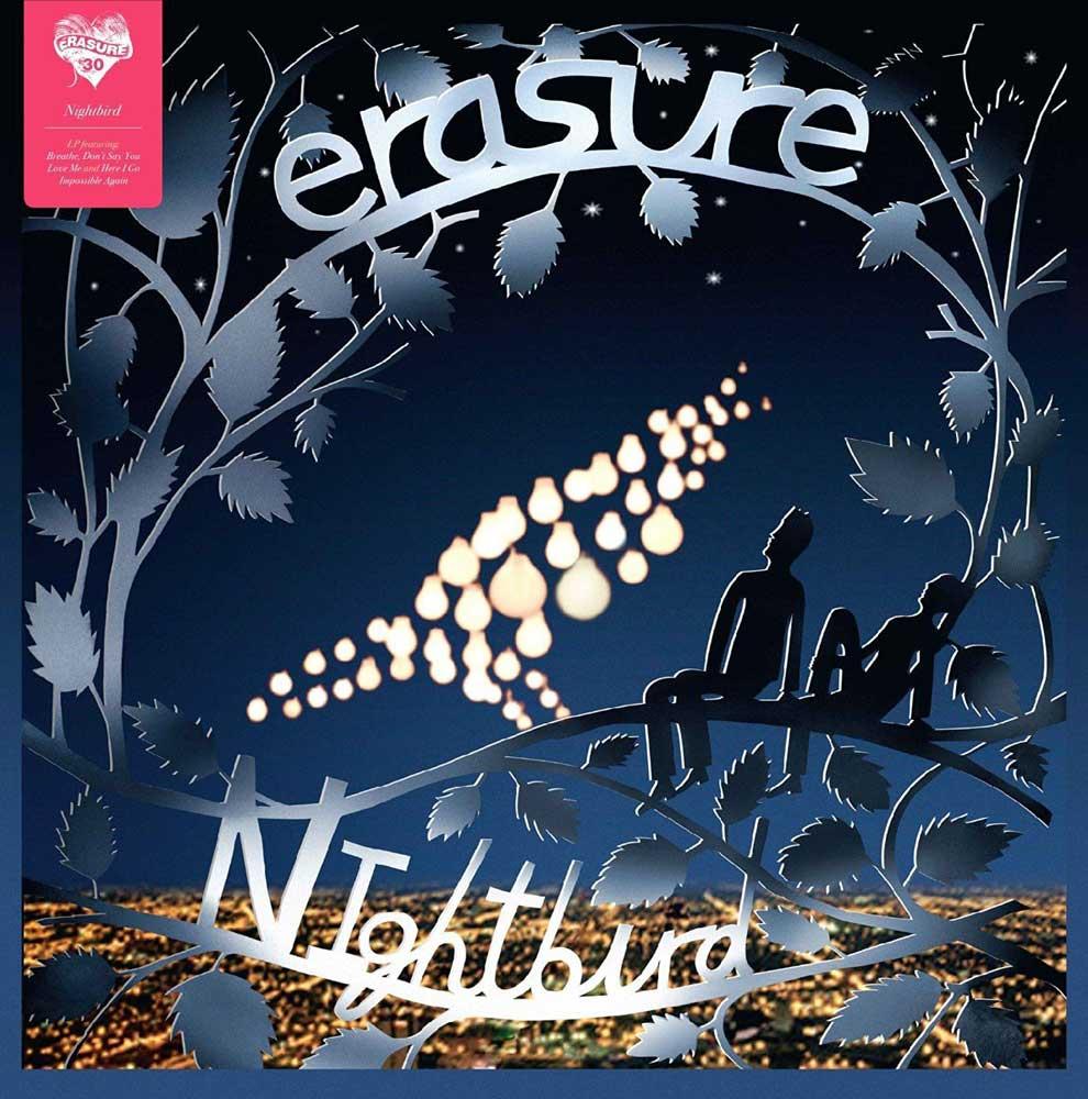 Vinile Erasure - Nightbird NUOVO SIGILLATO, EDIZIONE DEL 09/09/2016 SUBITO DISPONIBILE