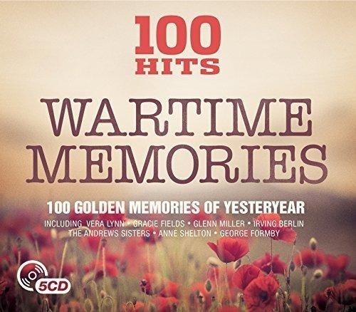 Audio Cd 100 Hits: Wartime Memories / Various (5 Cd) NUOVO SIGILLATO, EDIZIONE DEL 23/09/2016 SUBITO DISPONIBILE