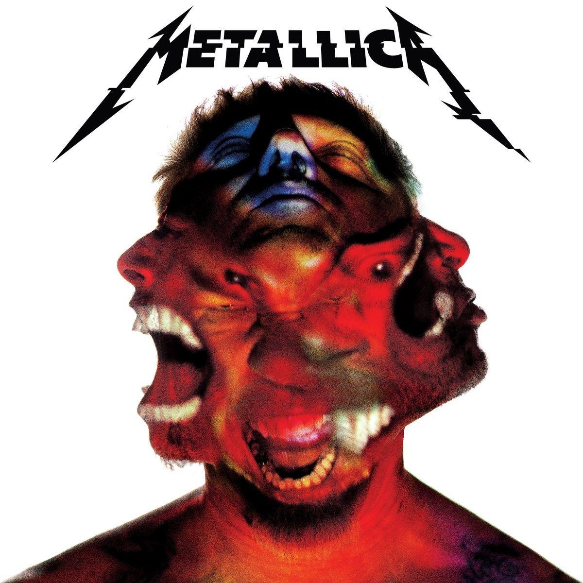 Vinile Metallica - Hardwired To Self-Destruct (3 Coloured Lp+Cd) NUOVO SIGILLATO, EDIZIONE DEL 18/11/2016 SUBITO DISPONIBILE