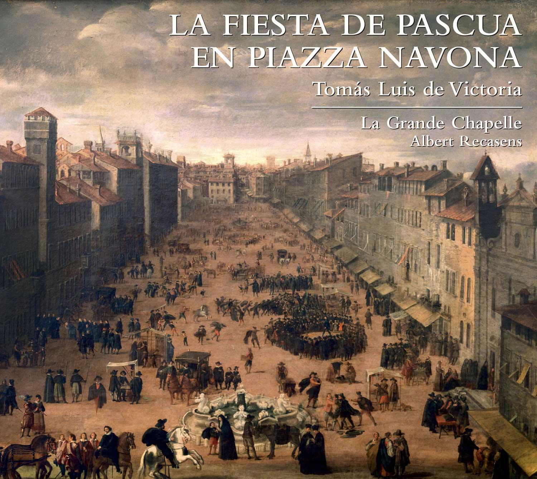 Audio Cd La Grande Chapelle, Albert Rec - Victoria, La Fiesta De Pasc (2 Cd) NUOVO SIGILLATO, EDIZIONE DEL 14/08/2012 DISPO ENTRO UN MESE, SU ORDINAZIONE