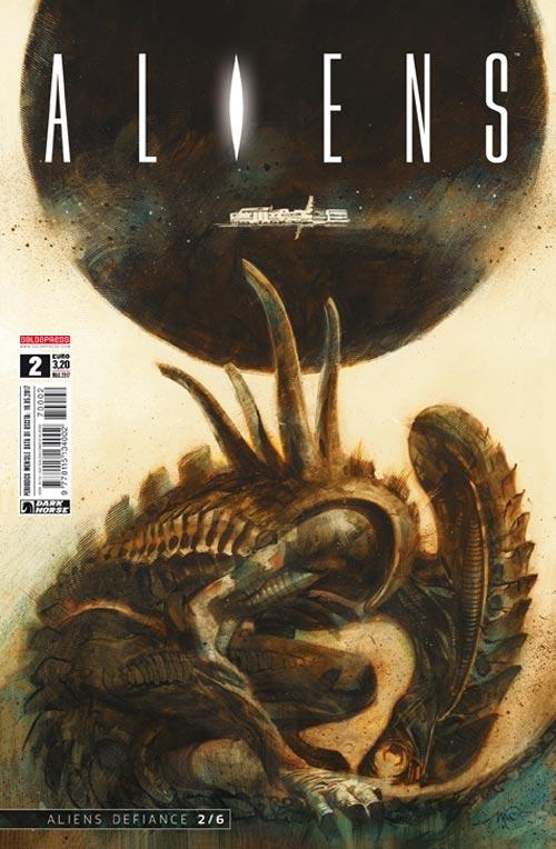 Libri Aliens Vol 02 (Edicola) NUOVO SIGILLATO, EDIZIONE DEL 19/05/2017 SUBITO DISPONIBILE
