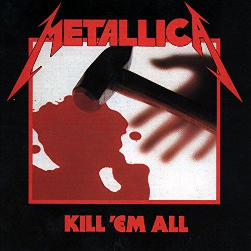 Vinile Metallica - Kill 'Em All (Remastered) NUOVO SIGILLATO, EDIZIONE DEL 03/05/2016 SUBITO DISPONIBILE