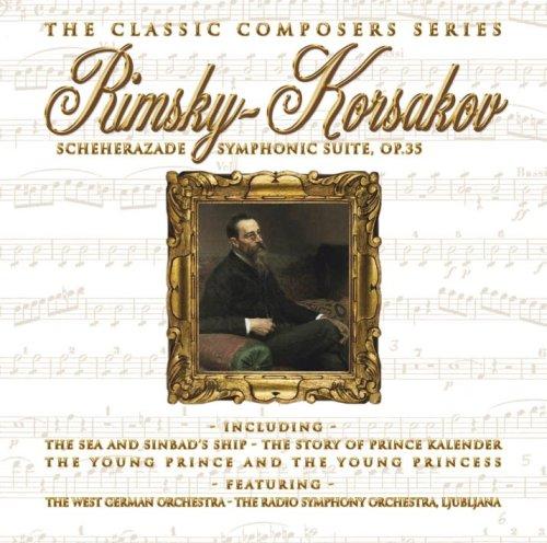 Audio Cd Nikolai Rimsky-Korsakov - Sheherazade Symphonic Suite NUOVO SIGILLATO SUBITO DISPONIBILE