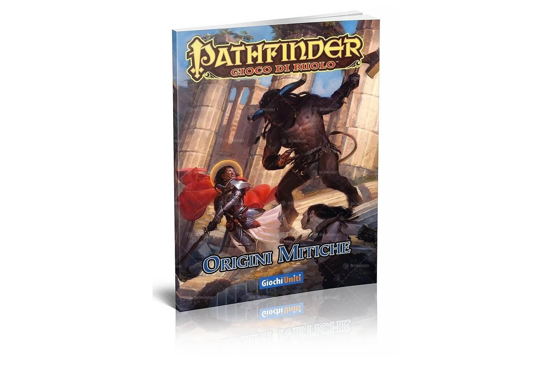 Merchandising Giochi Uniti: Pathfinder - Origini Mitiche NUOVO SIGILLATO, EDIZIONE DEL 31/01/2018 DISPO ENTRO UN MESE, SU ORDINAZIONE