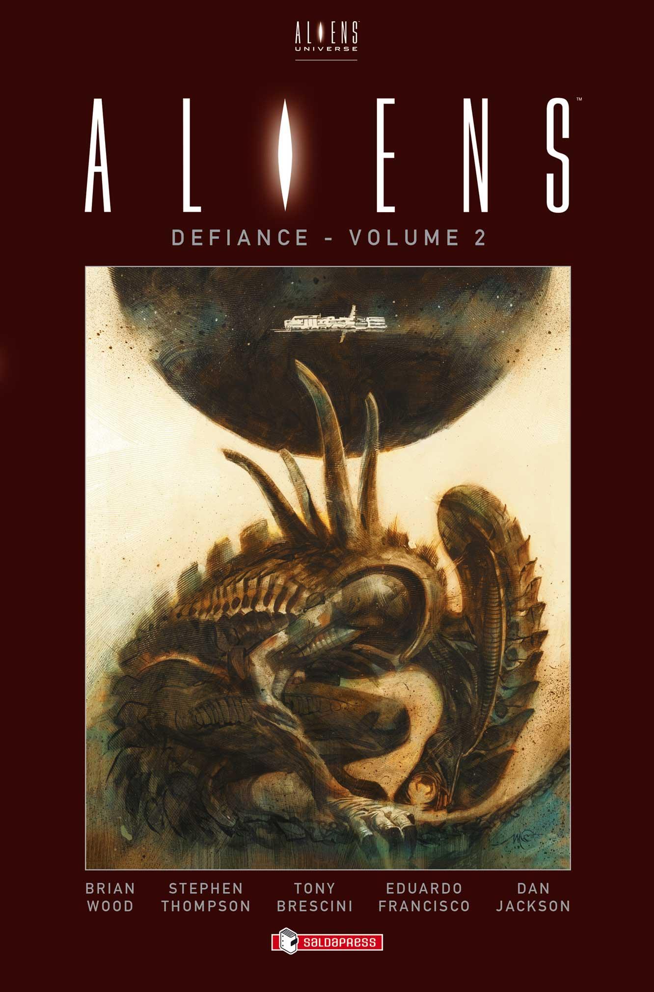 Libri Aliens Defiance Vol 02 (Hard Cover) NUOVO SIGILLATO, EDIZIONE DEL 03/05/2018 SUBITO DISPONIBILE