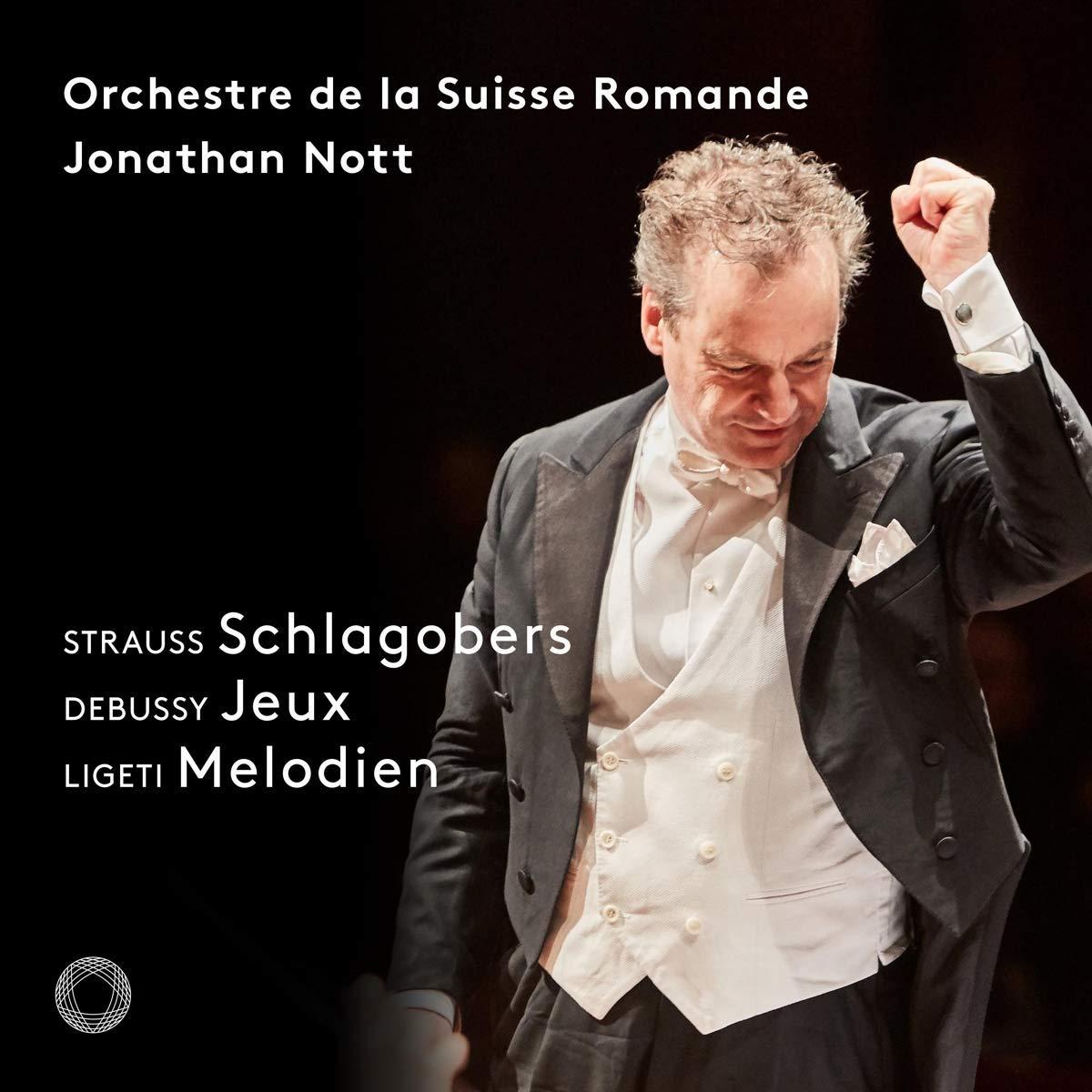 Audio Cd Strauss/Debussy/Ligeti: Schlagobers / Jeux / Melodien | eBay