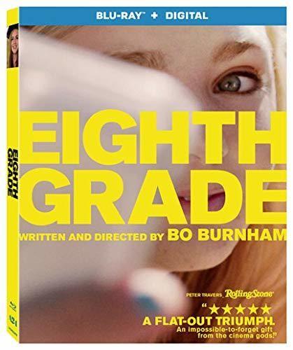 Blu-Ray Eighth Grade (2 Blu-Ray) [Edizione: Stati Uniti] NUOVO SIGILLATO, EDIZIONE DEL 27/09/2018 SUBITO DISPONIBILE