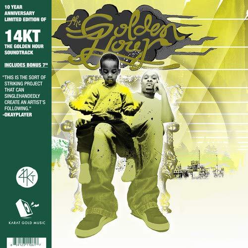 Vinile 14Kt - The Golden Hour Soundtrack (10 Year Anniversary) (2 Lp+7