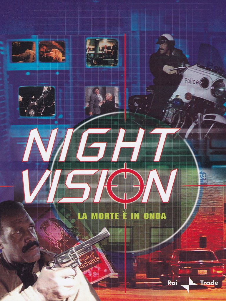 Dvd Night Vision NUOVO SIGILLATO, EDIZIONE DEL 28/07/2005 SUBITO DISPONIBILE