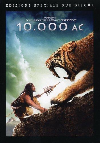 Dvd 10.000 AC (SE) (2 Dvd) NUOVO SIGILLATO, EDIZIONE DEL 21/07/2008 SUBITO DISPONIBILE