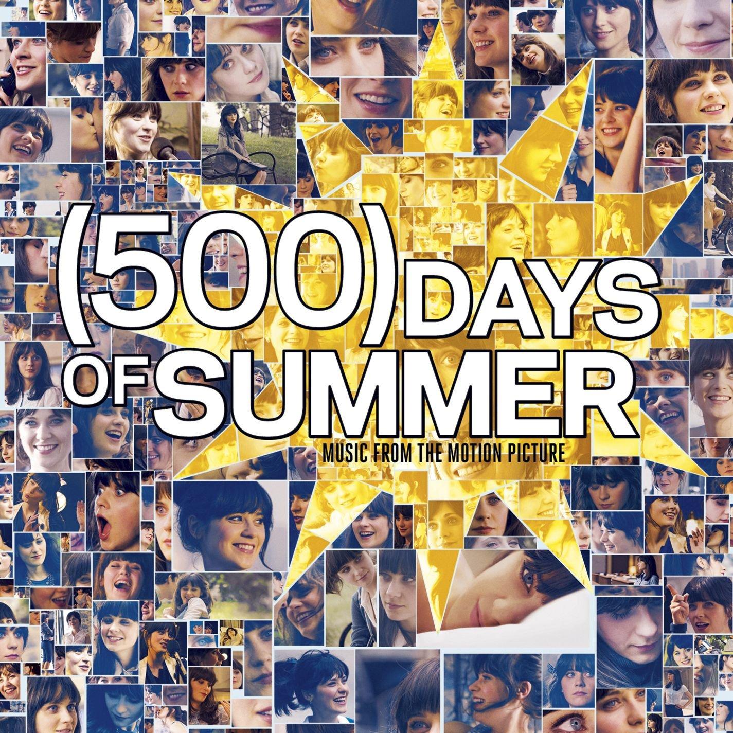 Audio Cd 500 Days Of Summer / O.S.T. NUOVO SIGILLATO, EDIZIONE DEL 29/10/2009 SUBITO DISPONIBILE