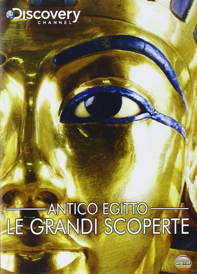 Dvd Antico Egitto - Le Grandi Scoperte (Dvd+Booklet) NUOVO SIGILLATO, EDIZIONE DEL 21/04/2010 SUBITO DISPONIBILE