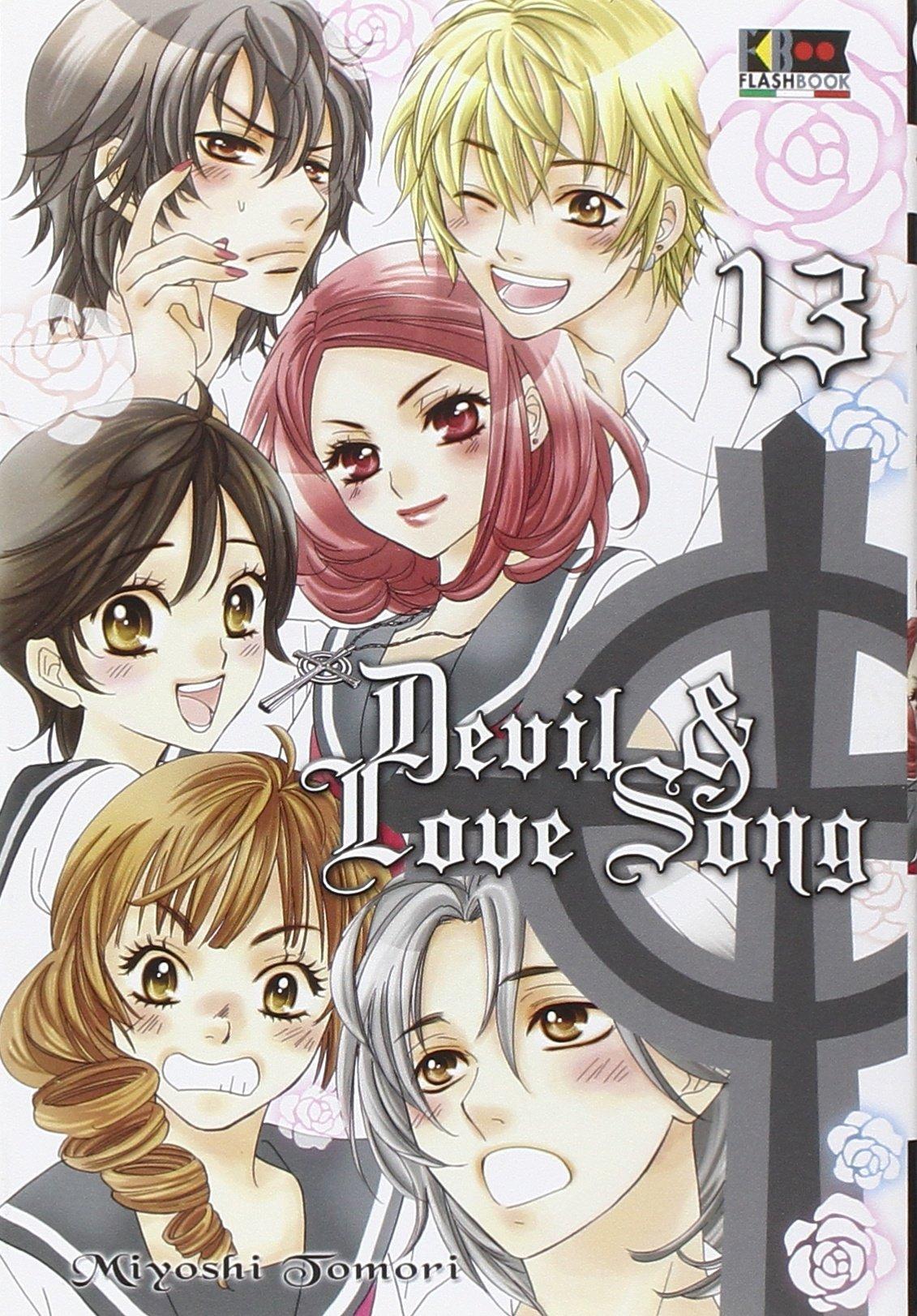 Libri Devil & Love Song Vol 13 NUOVO SIGILLATO, EDIZIONE DEL 05/10/2012 SUBITO DISPONIBILE