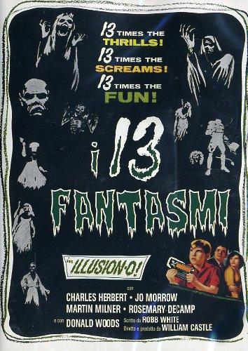 Dvd 13 Fantasmi (I) NUOVO SIGILLATO, EDIZIONE DEL 28/08/2012 SUBITO DISPONIBILE