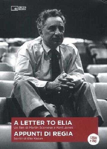 Dvd Elia Kazan - Appunti Di Regia (Dvd+Libro) NUOVO SIGILLATO, EDIZIONE DEL 01/06/2011 SUBITO DISPONIBILE