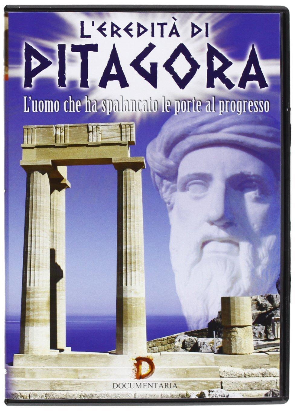 Dvd Eredita' Di Pitagora (L') NUOVO SIGILLATO, EDIZIONE DEL 05/06/2013 SUBITO DISPONIBILE
