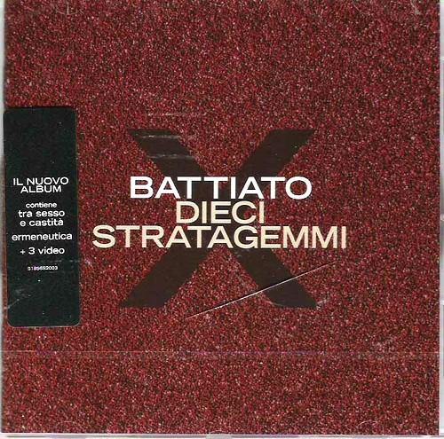 616603-426266-Audio-Cd-Franco-Battiato-Dieci-Stratagemmi