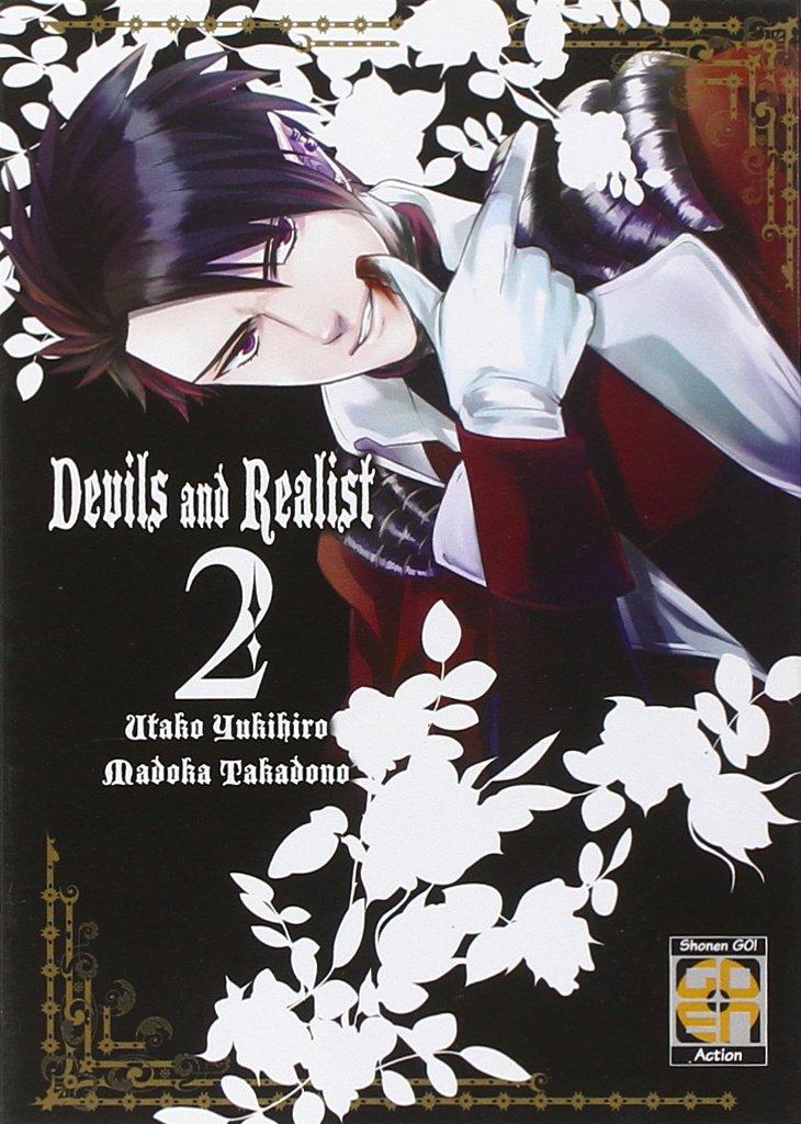Libri Devils And Realist Vol 02 NUOVO SIGILLATO, EDIZIONE DEL 07/05/2015 SUBITO DISPONIBILE