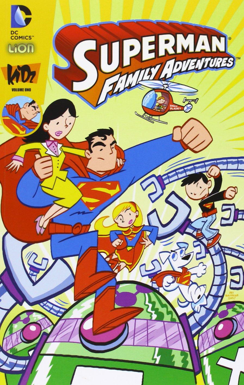 Libri Dc Nation Vol 03 - Superman Kidz Vol 01 NUOVO SIGILLATO, EDIZIONE DEL 24/10/2013 SUBITO DISPONIBILE