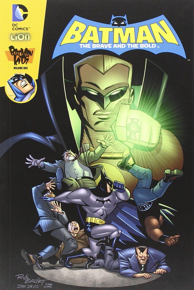 Libri Dc Nation Vol 04 - Batman Kidz Vol 02 NUOVO SIGILLATO, EDIZIONE DEL 30/01/2014 SUBITO DISPONIBILE
