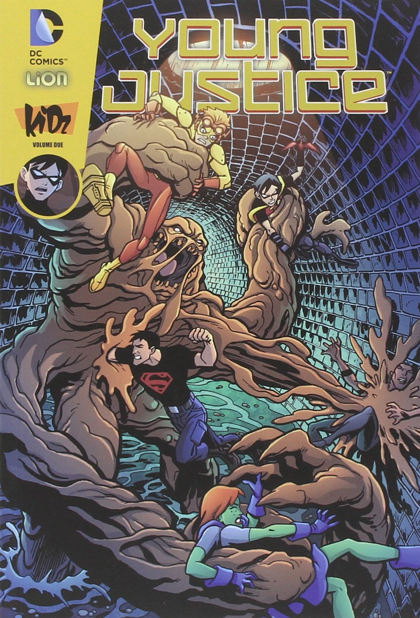 Libri Dc Nation Vol 06 - Young Justice Vol 02 NUOVO SIGILLATO, EDIZIONE DEL 19/06/2014 SUBITO DISPONIBILE