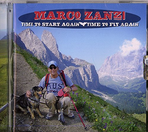 205455 Marco Zanzi - Time To Start Again (CD) |Nuevo|