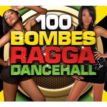 Audio Cd 100 Bombes Ragga Dancehall / Various (5 Cd) NUOVO SIGILLATO, EDIZIONE DEL 16/09/2013 SUBITO DISPONIBILE