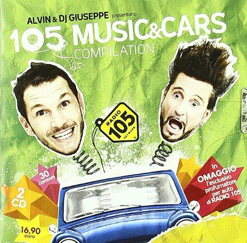 Audio Cd 105 Music & Cars Compilation / Various (2 Cd) NUOVO SIGILLATO, EDIZIONE DEL 05/07/2011 SUBITO DISPONIBILE