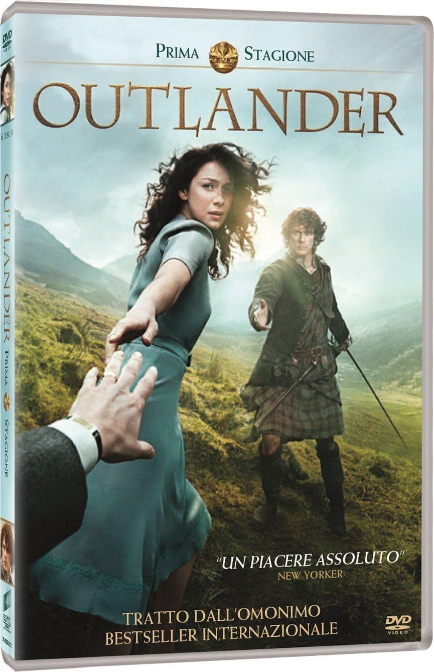 Dvd Outlander - Stagione 01 (6 Dvd) NUOVO SIGILLATO, EDIZIONE DEL 18/11/2015 SUBITO DISPONIBILE