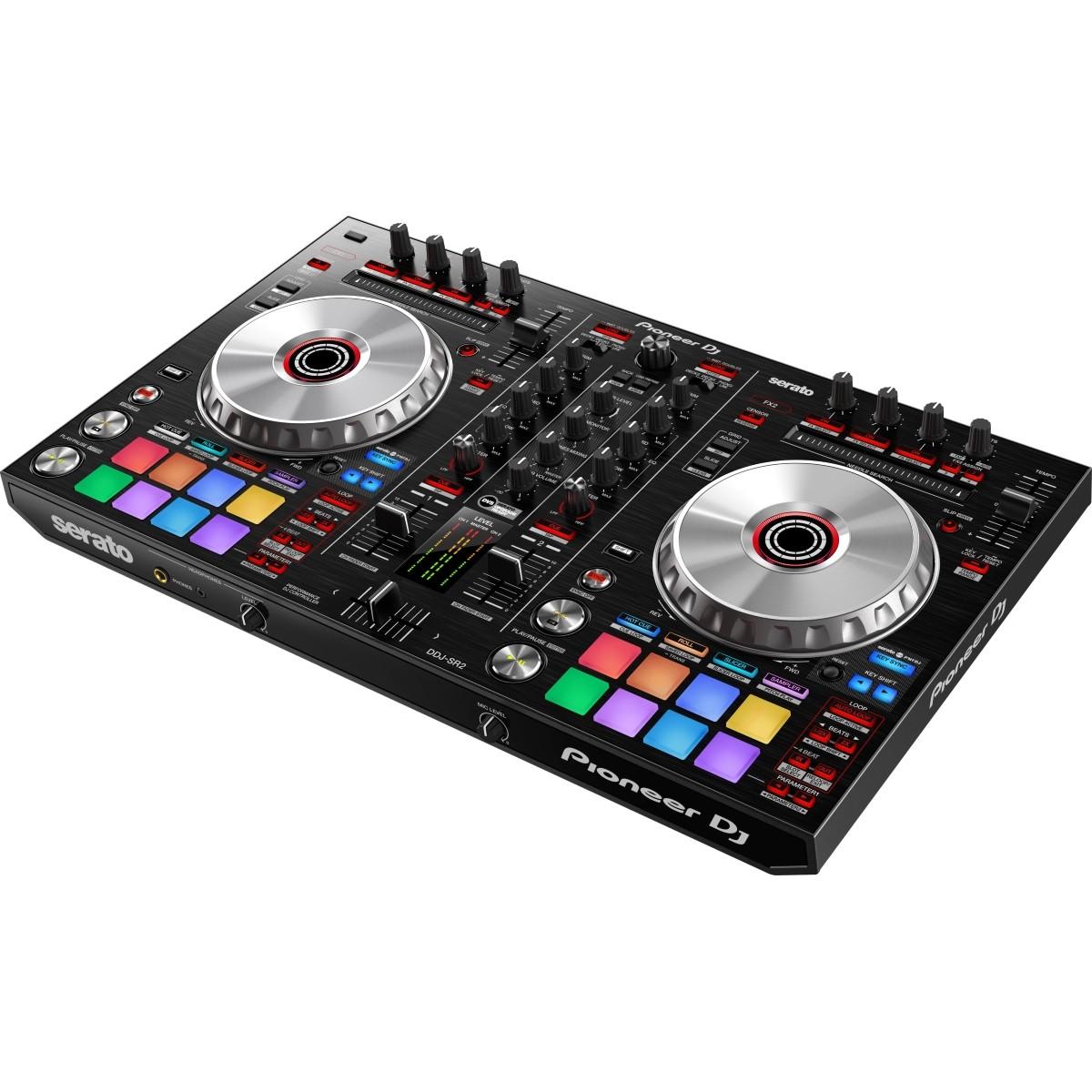 CONTROLLER 2 CH PIONEER DDJ-SR2 PER SERATO DJ ex-demo