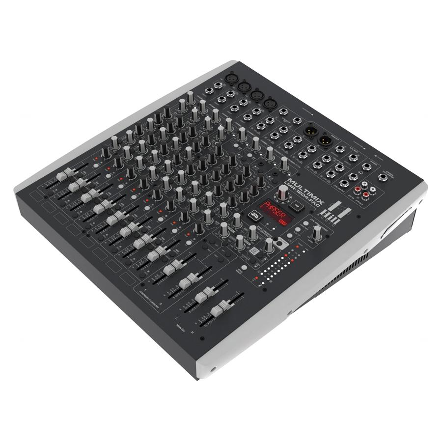 MIXER HILL AUDIO LMR-1204FX-CU CON COMPRESSORE