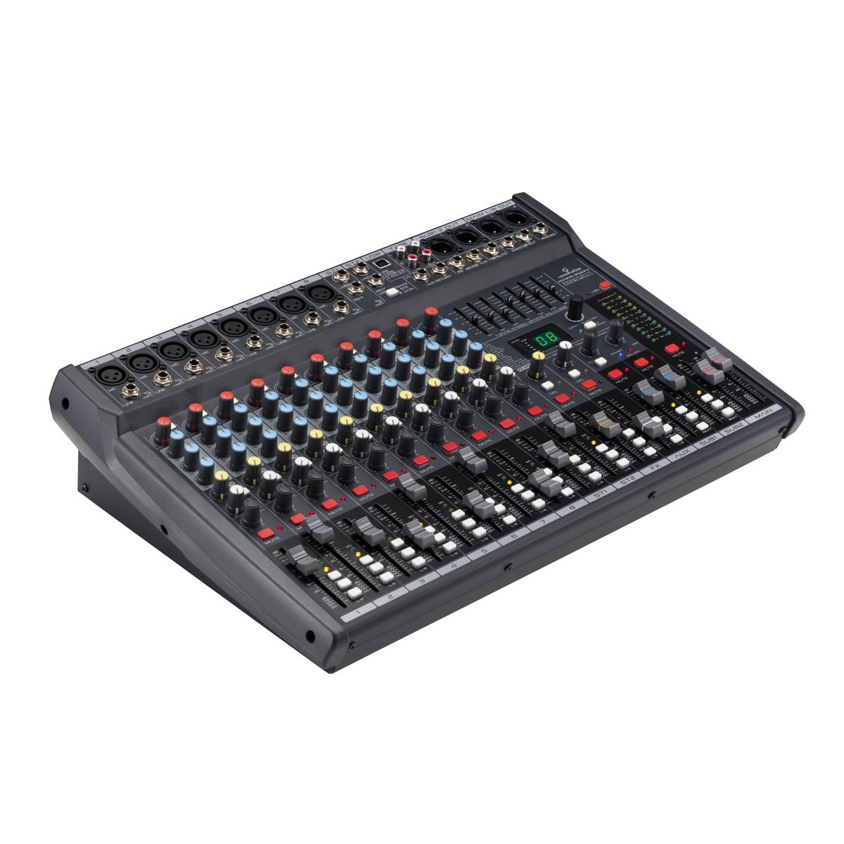 MIXER SOUNDSATION ALCHEMIX 802UFX C/EFFETTI & USB I/O