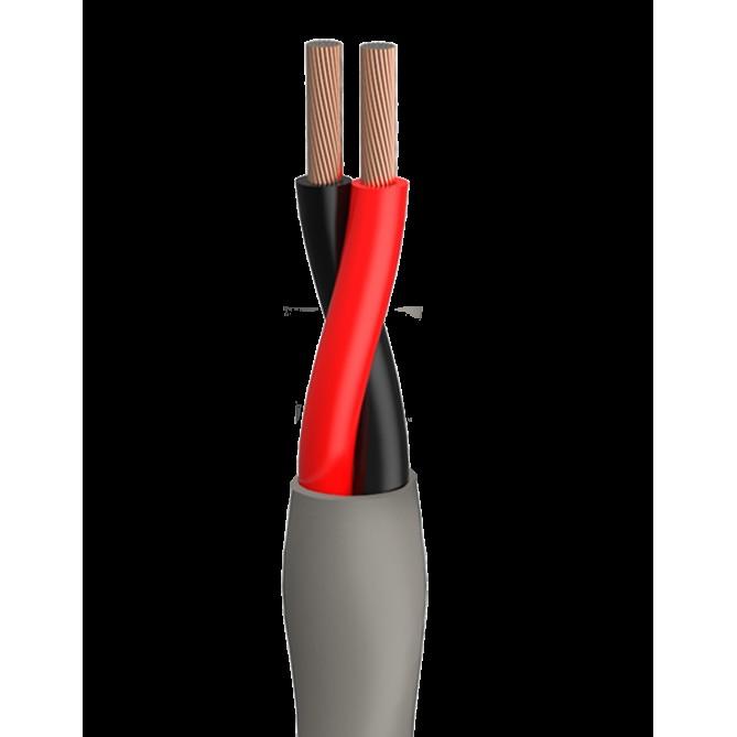 BOBINA CAVO SPEAKER SOUNDSATION WIRE MASTER WM-SC240G (2x4mm2 -100mt
