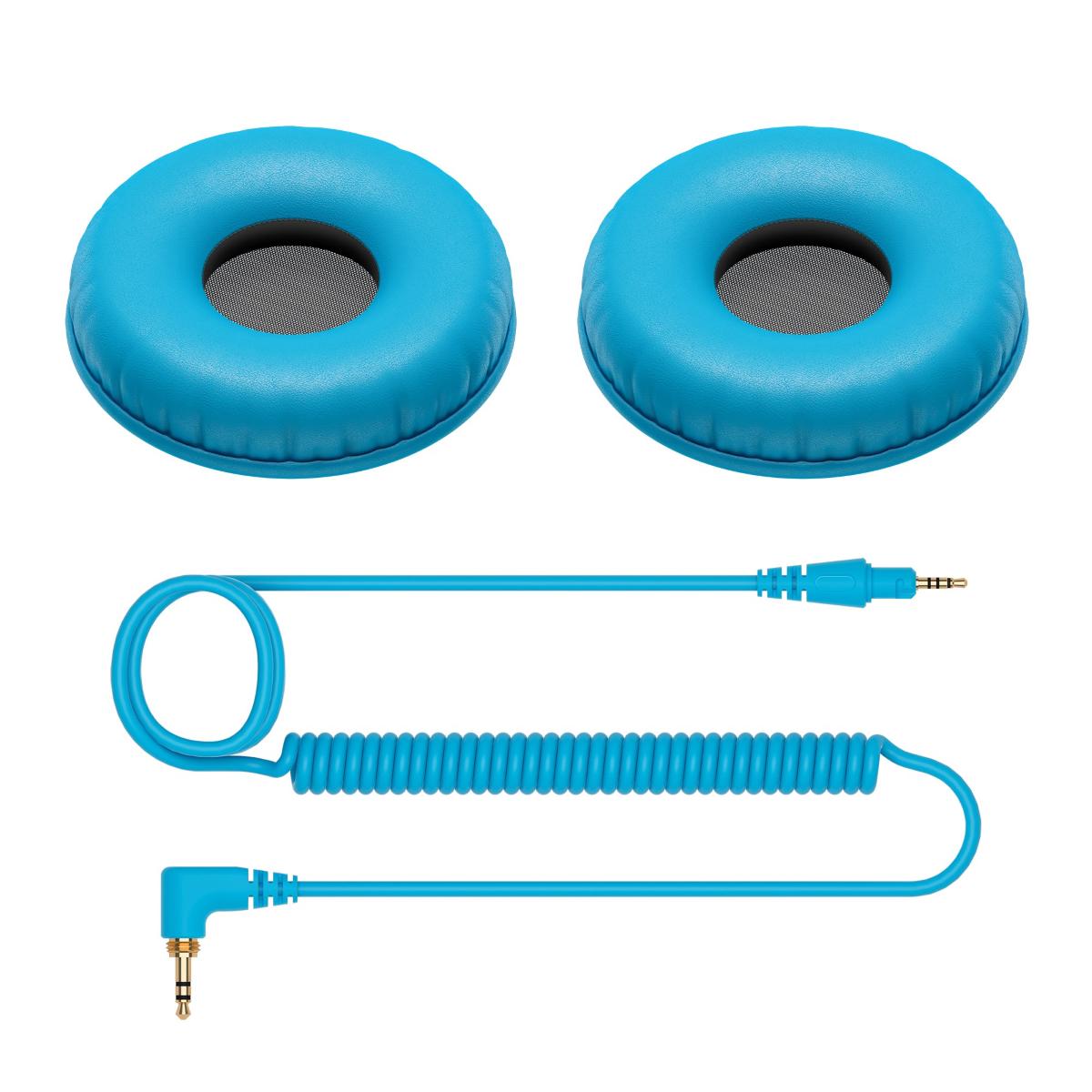 CAVO E EARPAD BLUE HC-CP08-L RICAMBIO PIONEER PER HDJ-CUE1