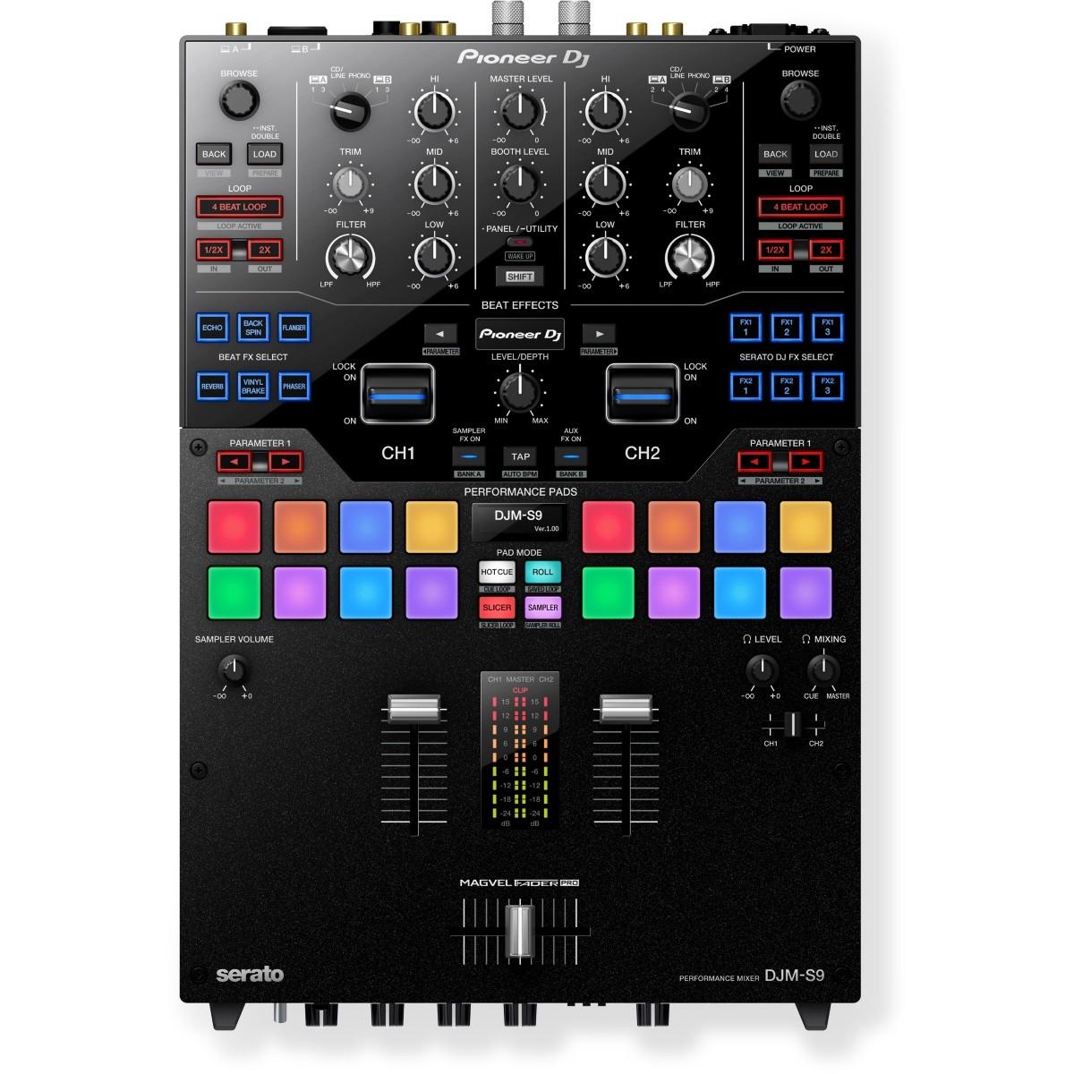 MIXER PIONEER DJM-S9 ricond