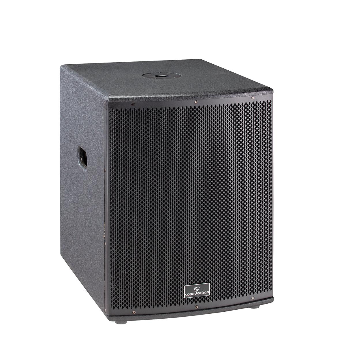 SUBWOOFER ATTIVO SOUNDSATION HYPER BASS 15A 1200W
