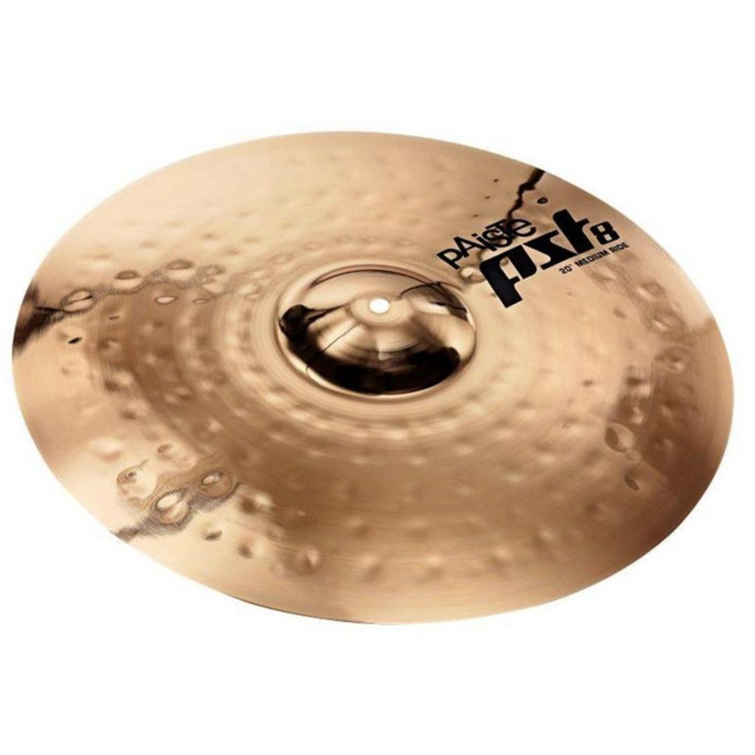PIATTO PAISTE PST 8 REFLECTOR MEDIUM RIDE 20