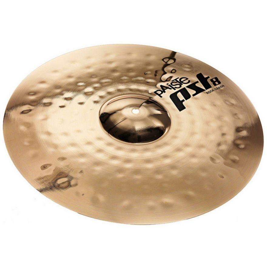 PIATTO PAISTE PST 8 REFLECTOR ROCK CRASH 16