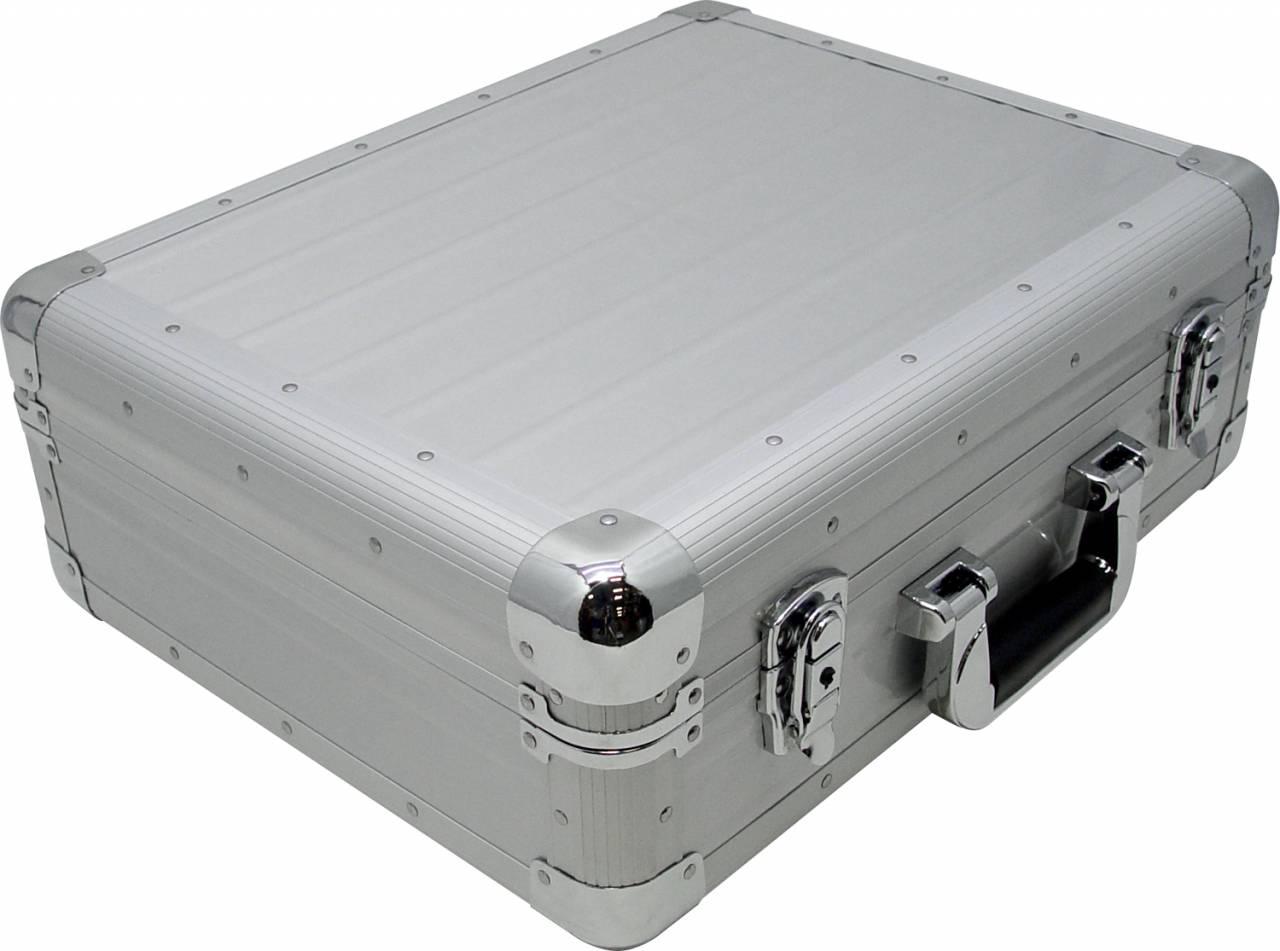 Zomo CD Case - argento 0030101416