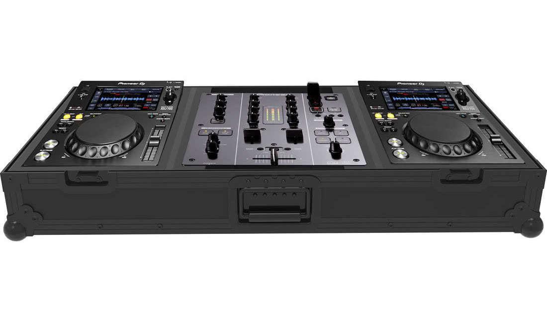 Zomo Set-750 NSE - Flightcase 2x XDJ-700 + 1x DJM-350 0030103221
