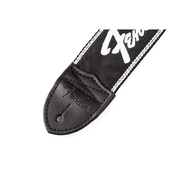 Tracolla Fender Running Logo Black  0990671000