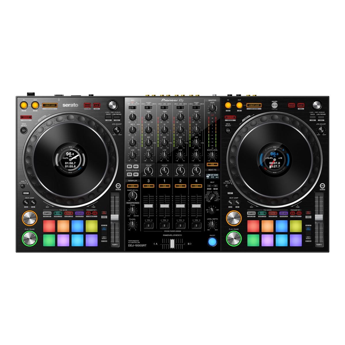 CONTROLLER PIONEER DDJ-1000SRT PER SERATO DJ ex-demo