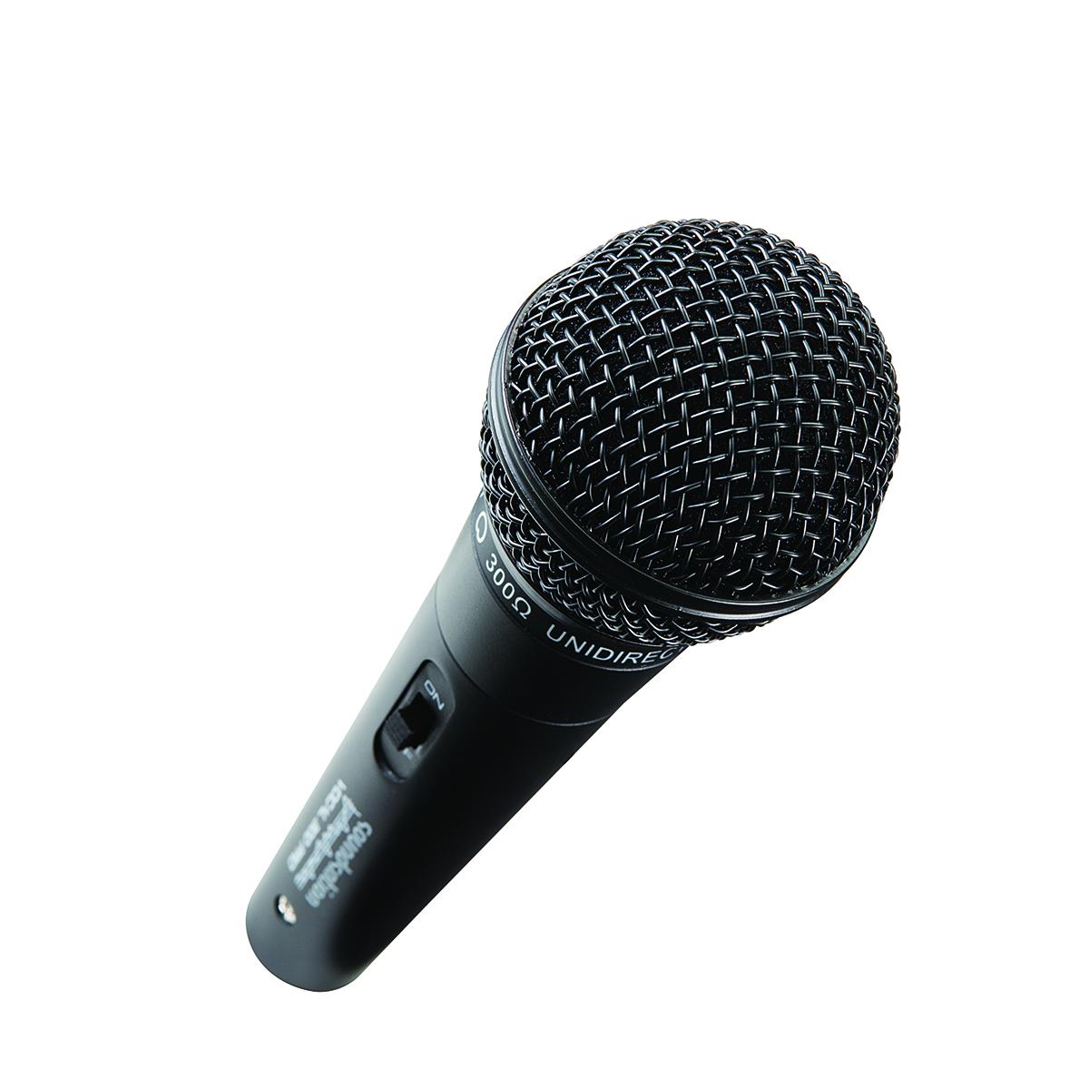 SET 3 MICROFONI SOUNDSATION VOCAL 300 PRO 3 P DINAMICI CARDIOIDI