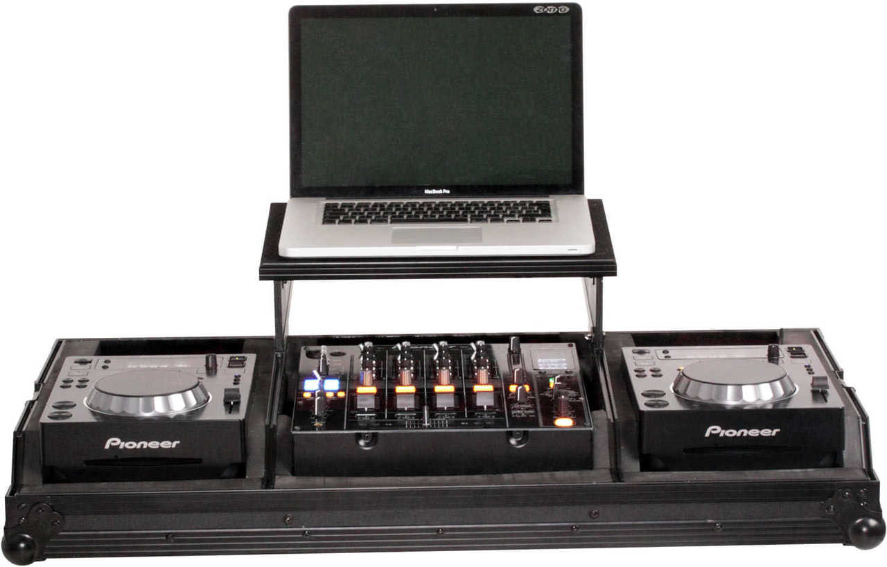 Zomo Set 200 Plus NSE - Flightcase 2x CDJ-200 + 1x 12