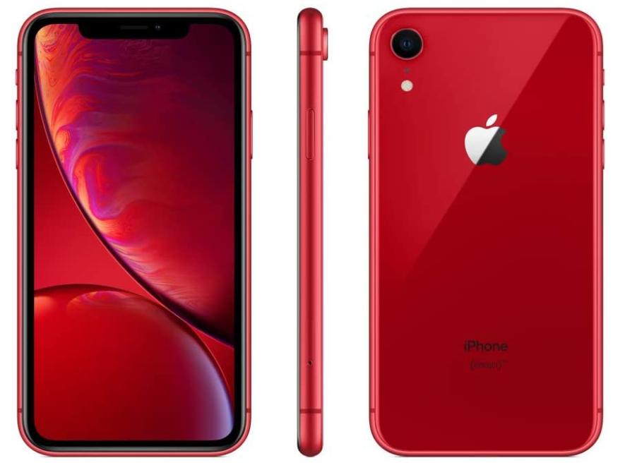 Apple iPhone Xr 64GB RED (Ricondizionato Grado A)