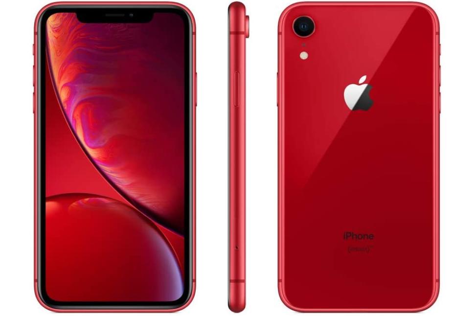 Apple iPhone XR 128GB RED (Ricondizionato GRADO A)